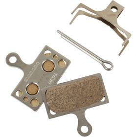 Shimano G04S Bremsebelægninger metal til XTR, XT, SLX, Alfine